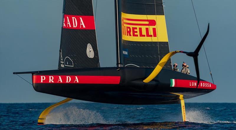 Luna Rossa vince con il Made in Italy