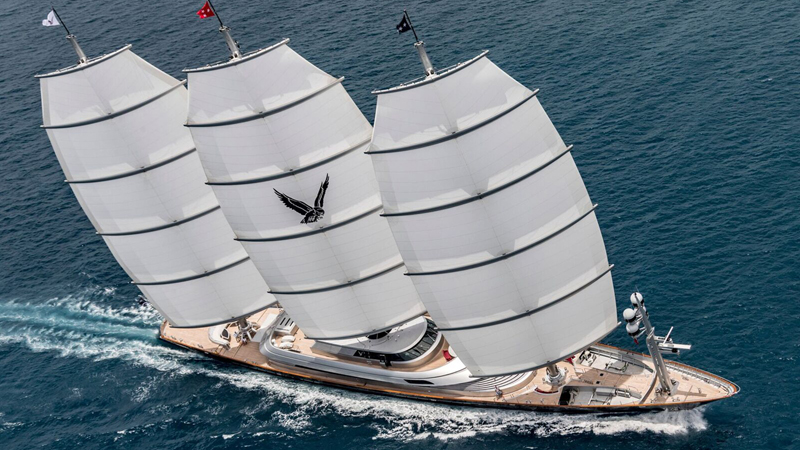 Ferretti Group and Sanlorenzo join forces to save Perini Navi