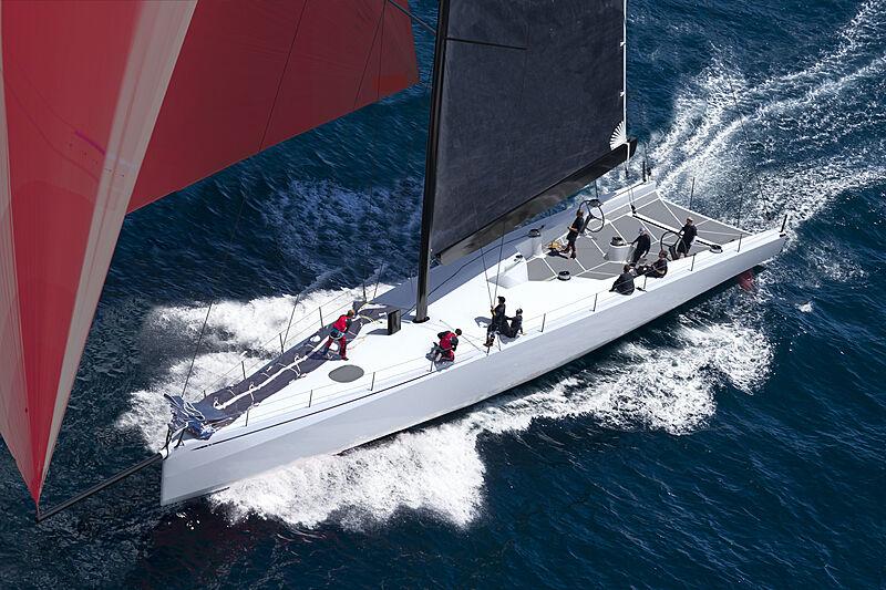 Il nuovo ClubSwan 80 cresce da Persico Marine