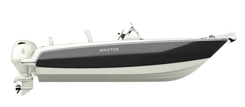 Ecco l'Invictus Capoforte SX200