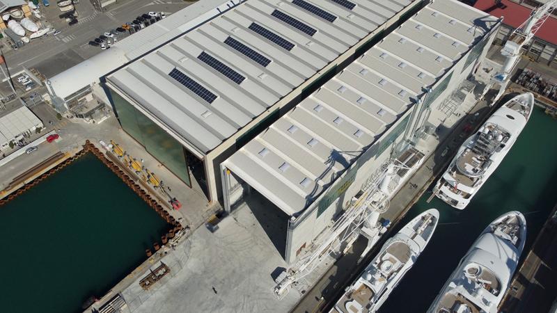 The Italian Sea  Group inaugura un nuovo capannone