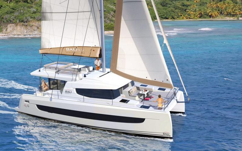 Adria Ship presenta il nuovo Bali 4.4