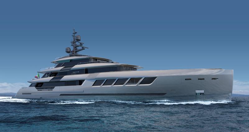 Isa Yachts lancia la nuova linea Ayrton