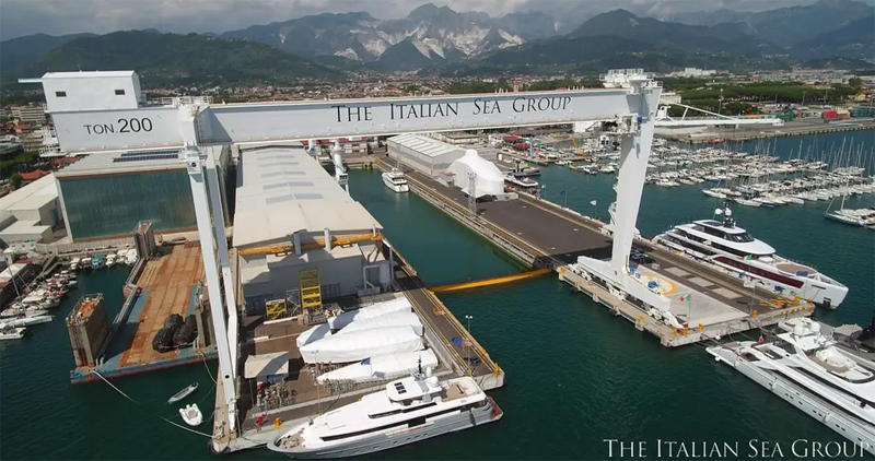 "The Italian Sea Group inaugura ""Academy"""