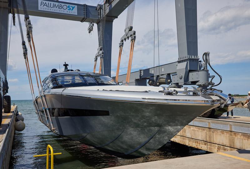 Palumbo Superyachts vara  ISA Super Sportivo 100ft GTO