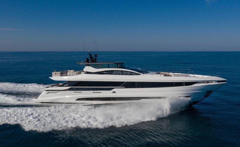 Overmarine Group vende il quarto Mangusta GranSport 33