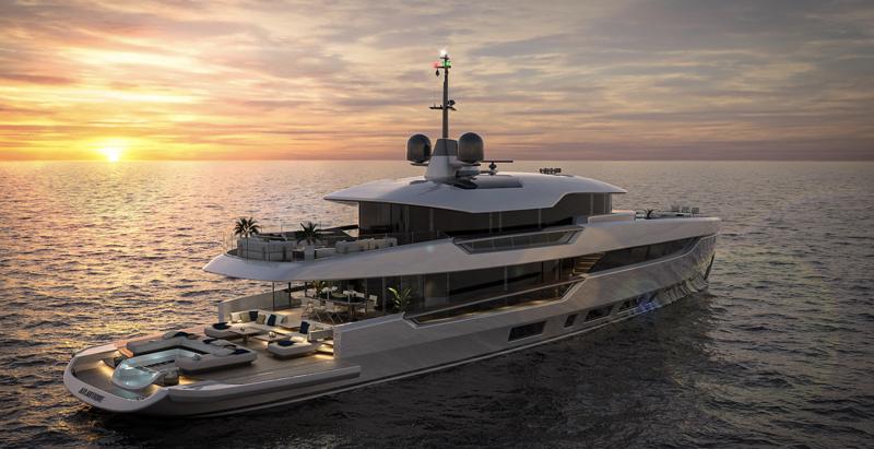 Columbus Yachts vende il primo Atlantique 43m