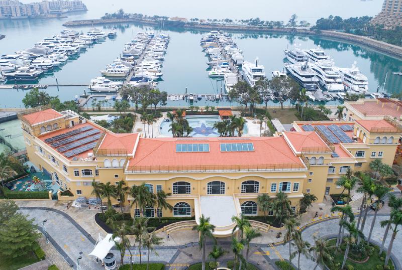 Nuovo dealer Grand Soleil Yachts a Hong Kong