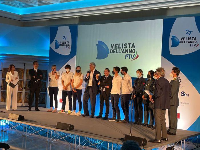 Ecco i vincitori del Velista dell'Anno FIV